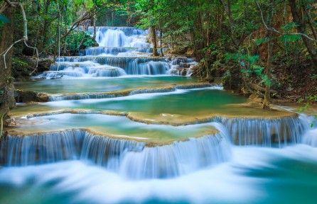 4k Wallpaper Finest Collection Of 4k Ultra Hd Wallpapers Waterfall Wallpaper Beautiful Waterfalls Waterfall