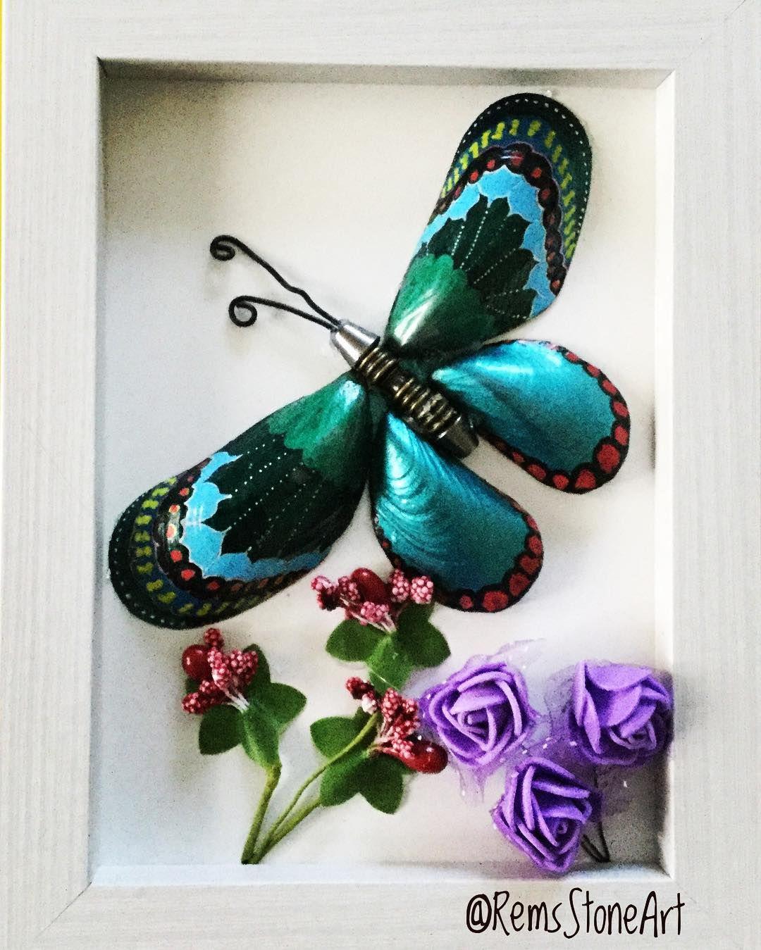 Shells Butterfly