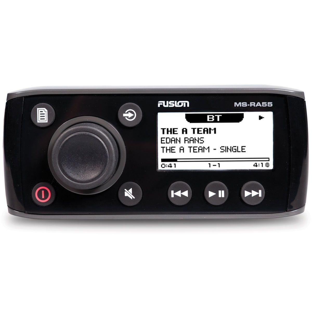 Fusion MSRA55 Compact Bluetooth Marine Stereo Marine
