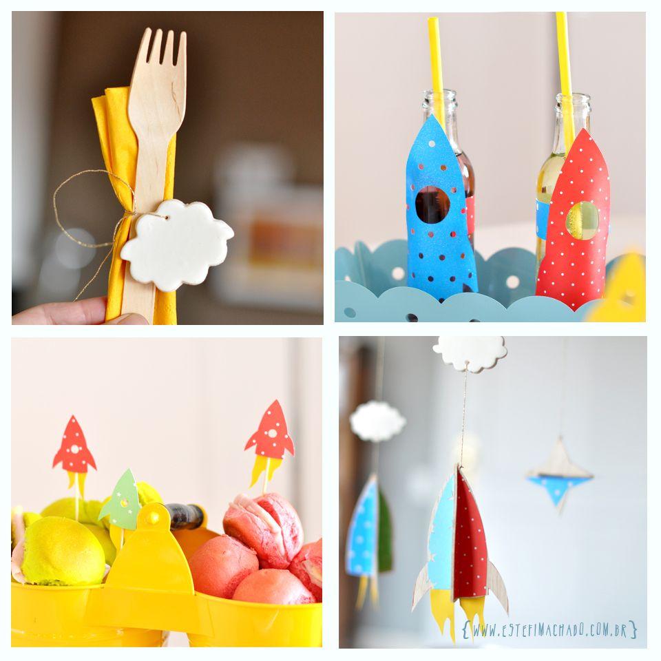Estéfi Machado: Regabofe Kids * handmade snack space