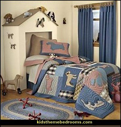 Cats And Dogs Theme Bedroom Ideas Josh Room Ideas
