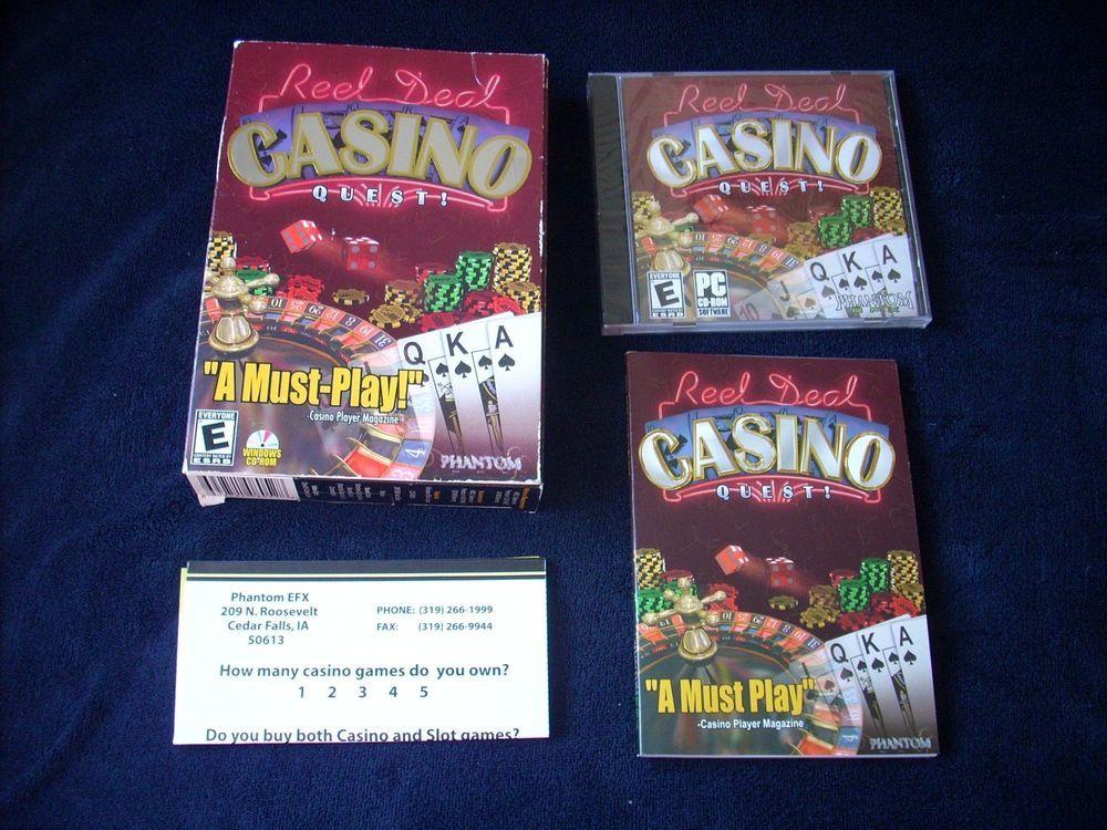 Real deal casino quest 2008 casino diectors 563