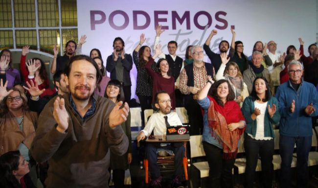 Iglesias promete trabajar por un Podemos unido con sitio para todos