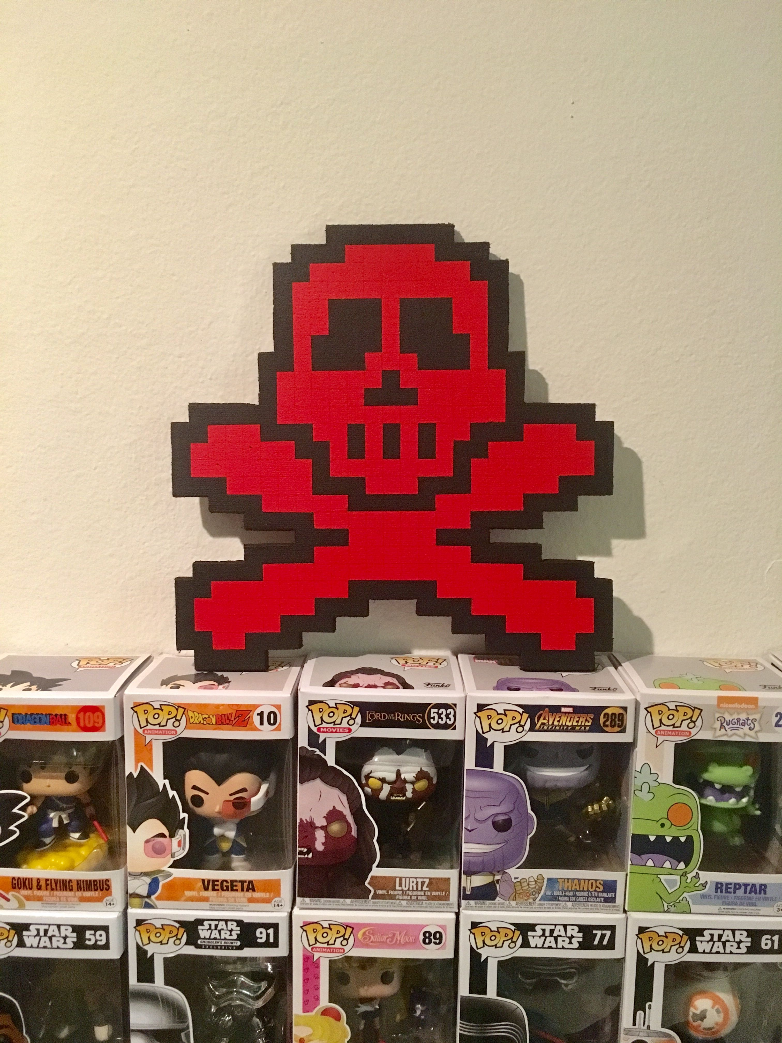 Runescape Red Skull Pinboard Red Skull Mario Characters Character