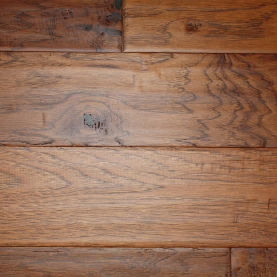 Hickory Gunstock 3 8 X 5 Hand Scraped Engineered Hardwood Flooring Flooring Hardwood Floor Colors Hardwood Floors