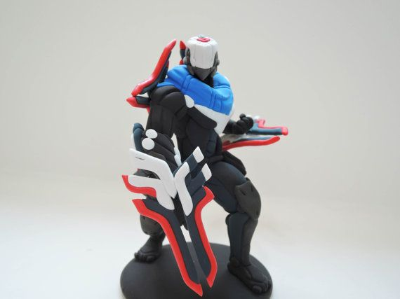 League of legends project zed by thejumpinggenie on etsy - Blood moon zed ...