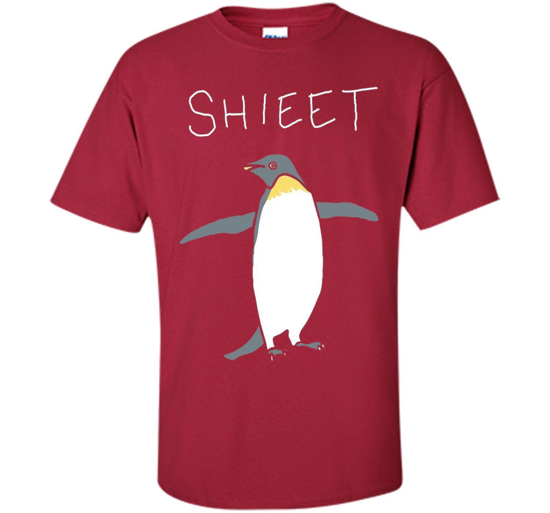 Shieet The Penguin T-Shirt