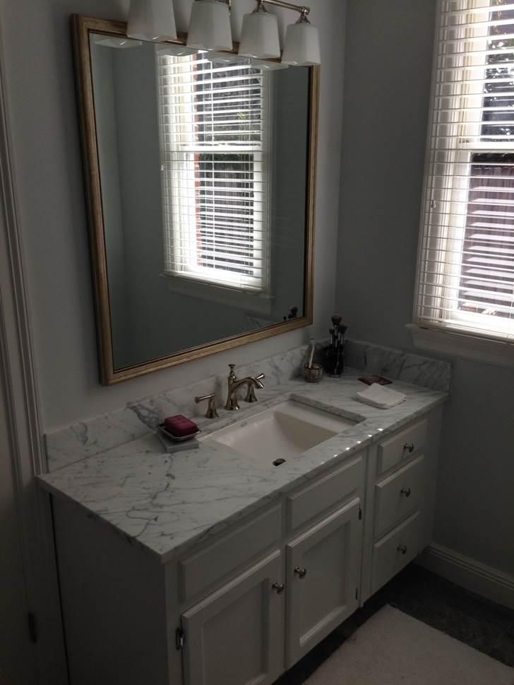statuarietto marble slabs on the countertops bathroom on replacement countertops for bathroom vanity id=34411