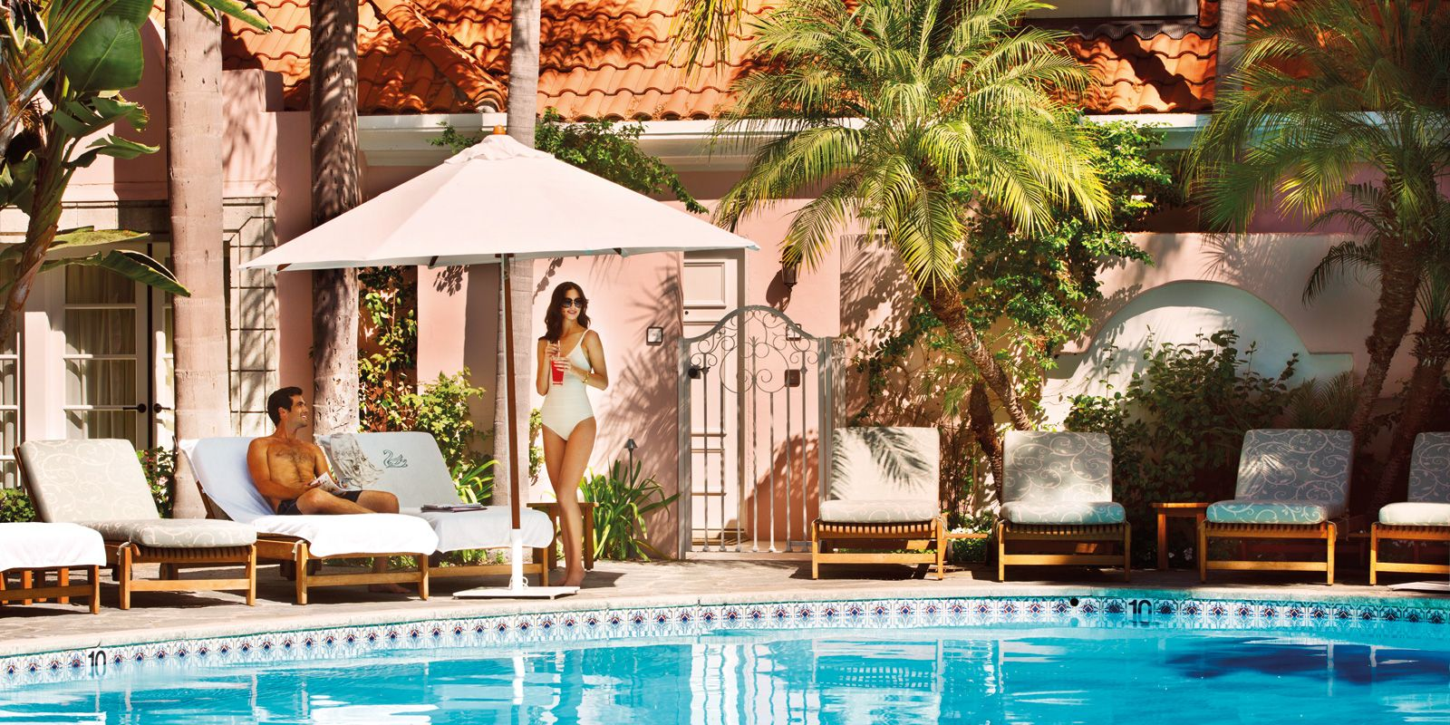 Hotel Bel-air - 5-star Luxury Stockists