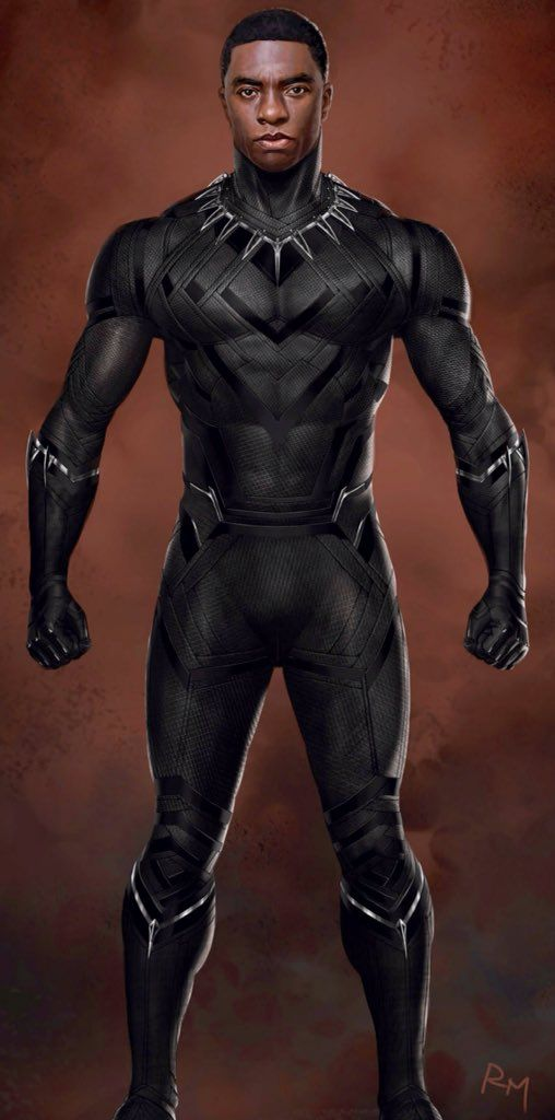 Ryan Meinerding Black Panther Costume Black Panther Art Black Panther Marvel