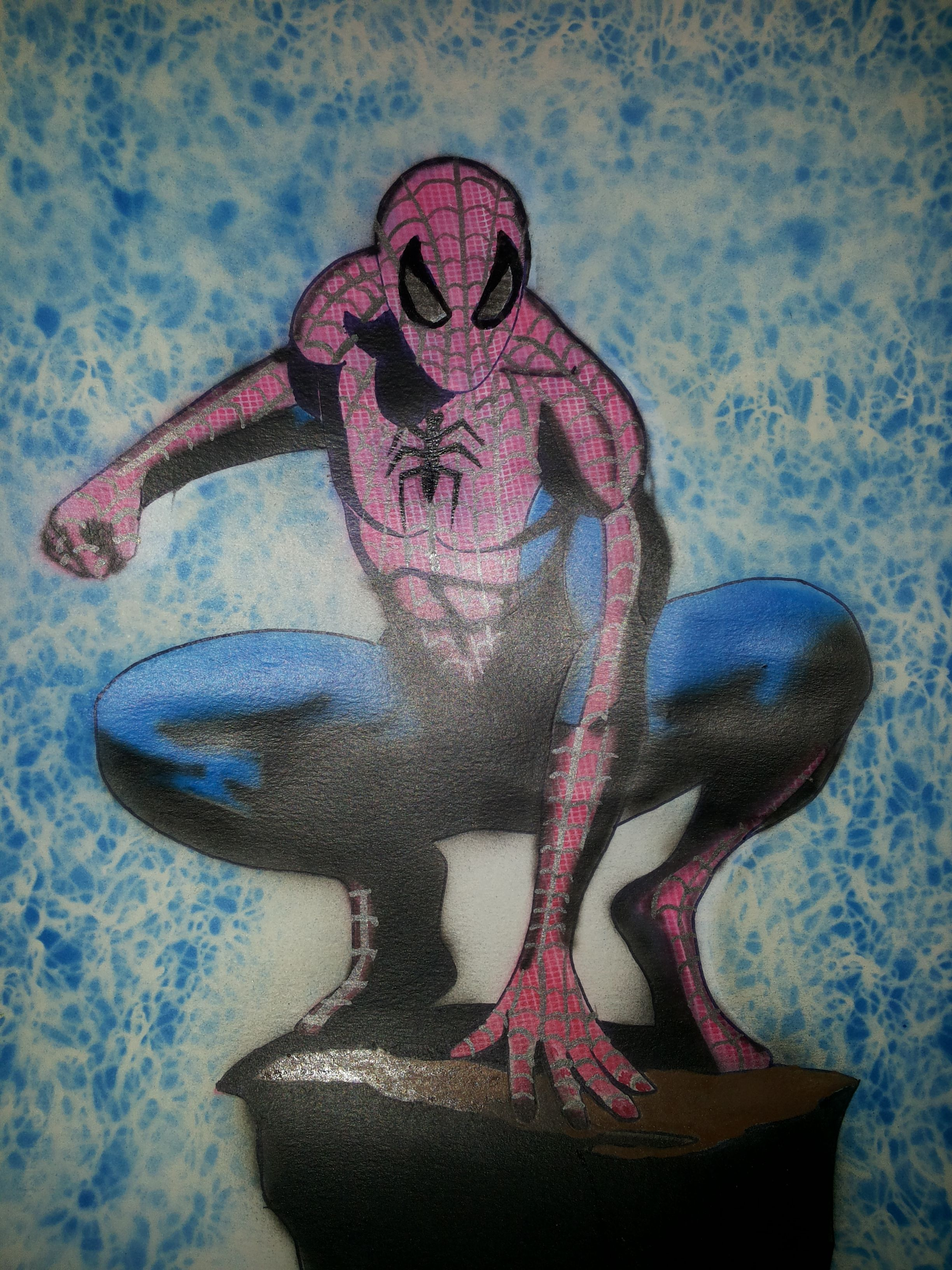 Mattia's spiderman #1