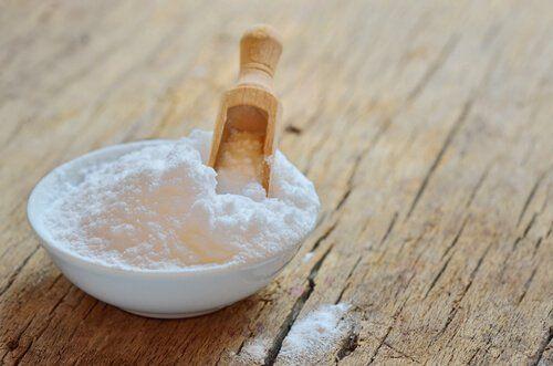 Remedio Casero De Bicarbonato De Sodio Para Eliminar Los Hongos De Las Uñas Bicarbonato De Sodio Bicarbonato Para Amasar Recetas De Comida