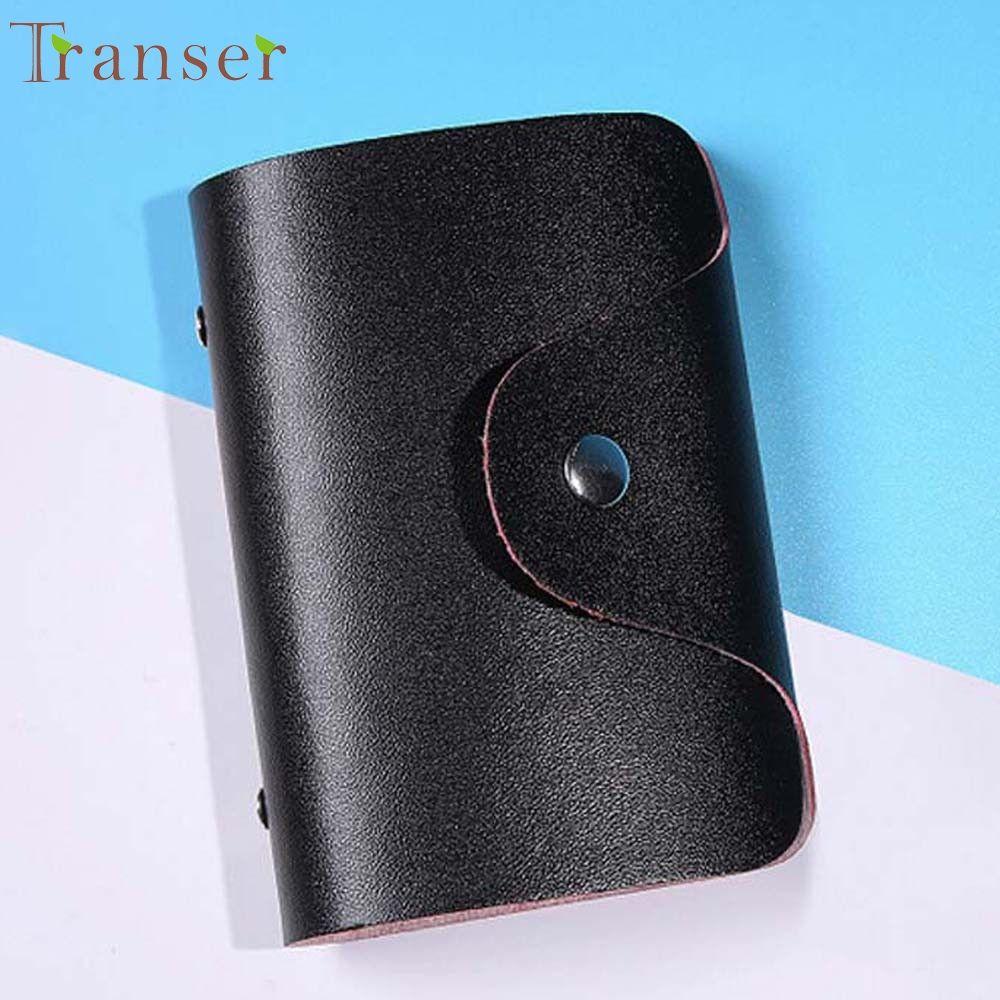 Transer New Fashion Top Brand Designer Men & Women Leather Credit ...