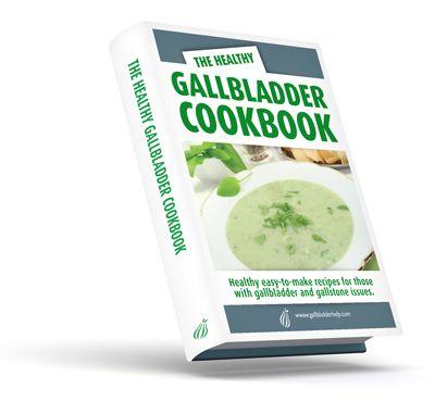 Gallbladder Removal Diet Recipes