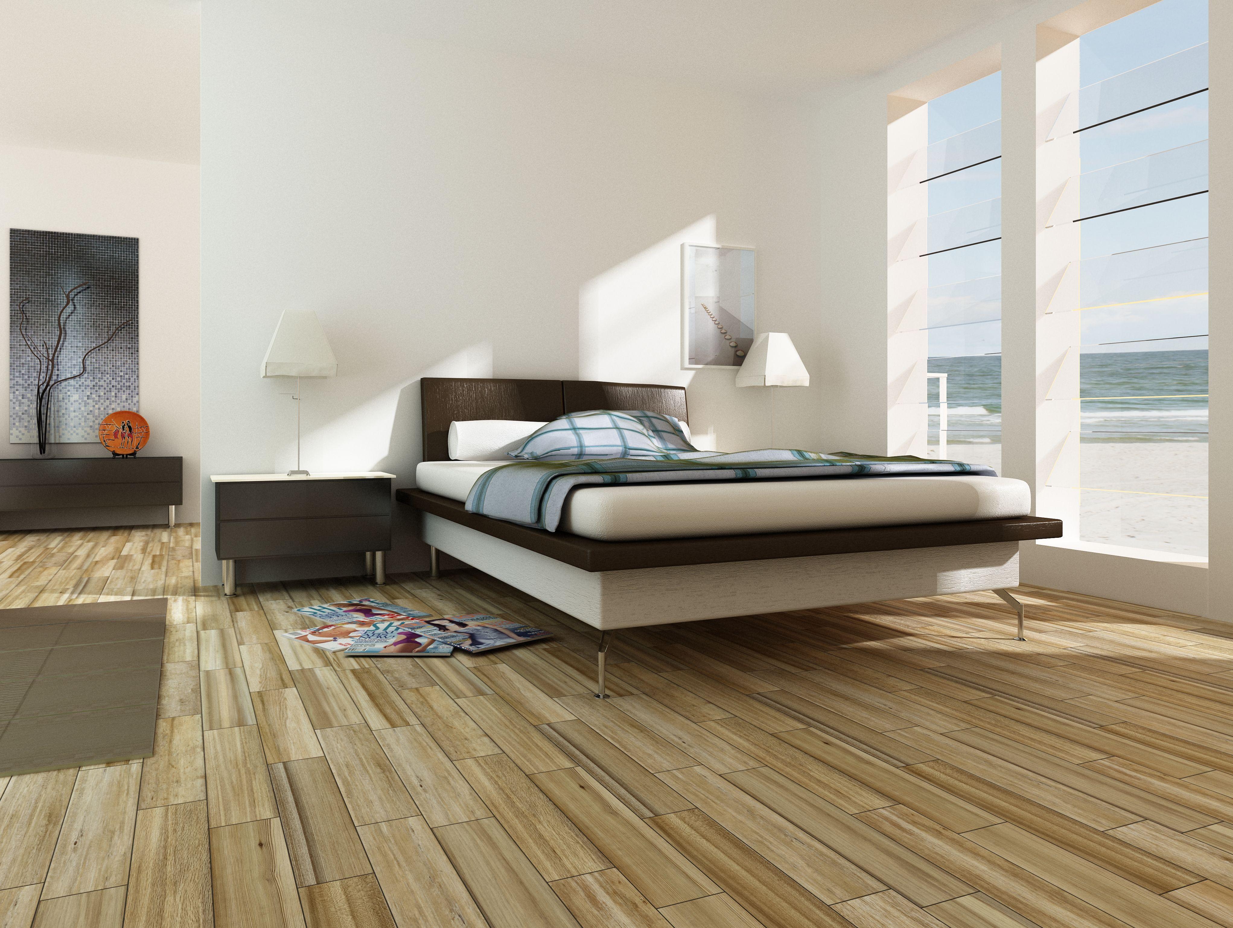 interceramic - Trio Legno - Glazed Porcelain Floor Tile ...