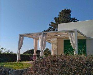 Kube 120 Private House Isola d'Elba (Italy) Canopy