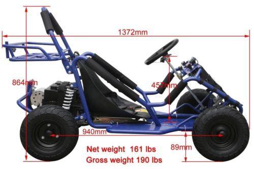 Electric Go Kart For Kids