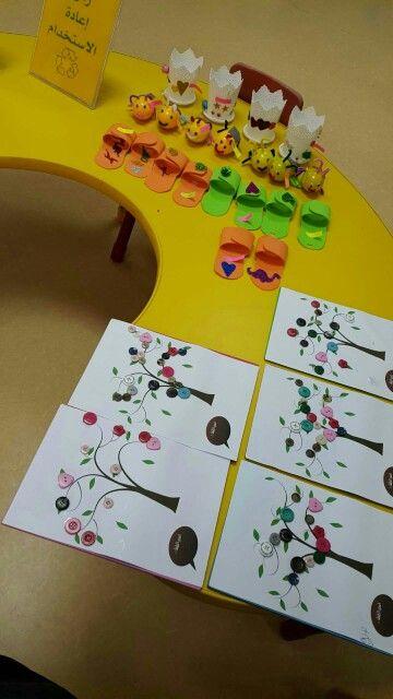 الركن الفني عبارة عن 4 اعمال لاعادة الاستخدام شجرة الازارير الاحذية وعاء الزراعة النحلات المضيئة Homemade Shoes Designer Baby Shoes Bee