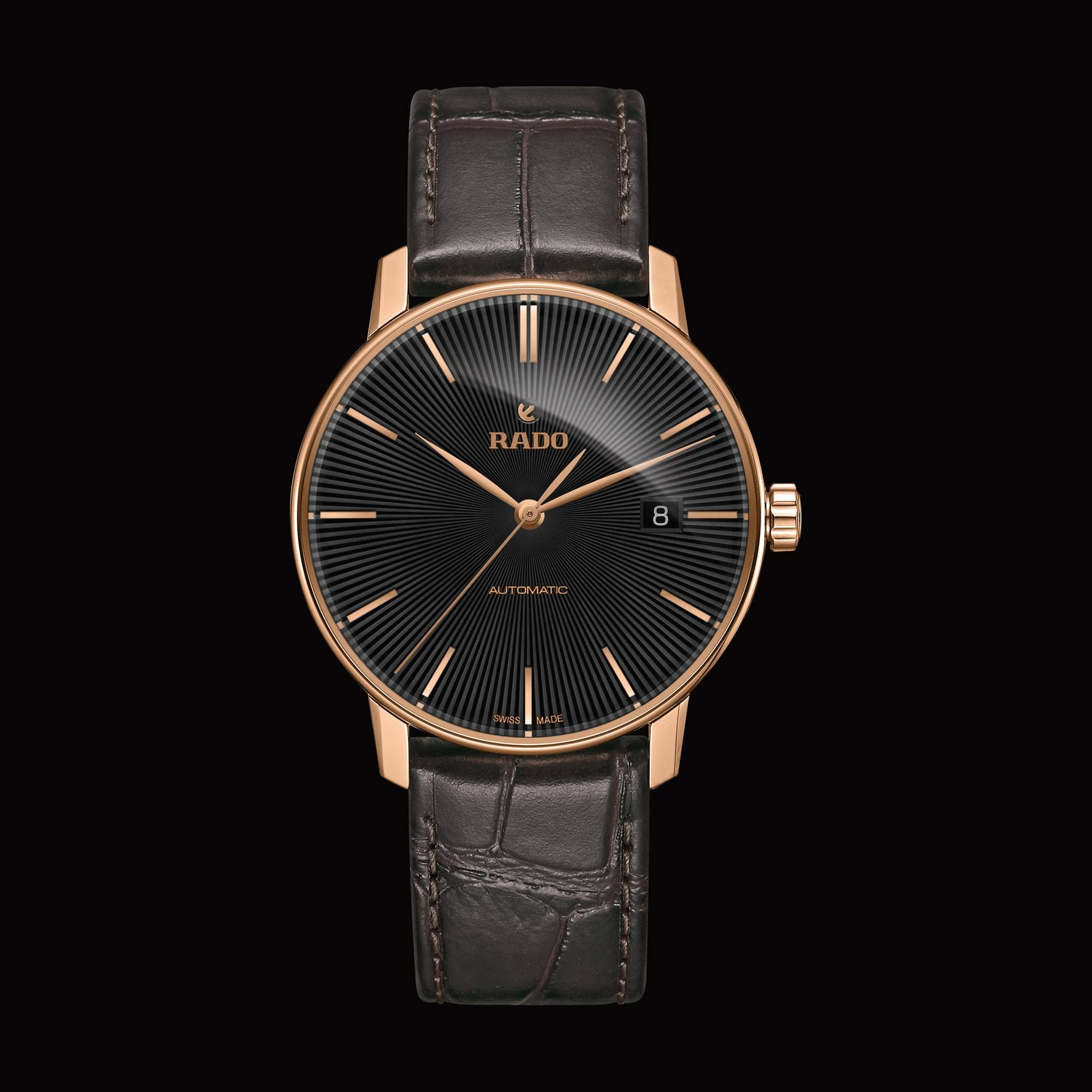 Rado Coupole Classic Automatic 1250 Watches Watches Rado Watches For Men