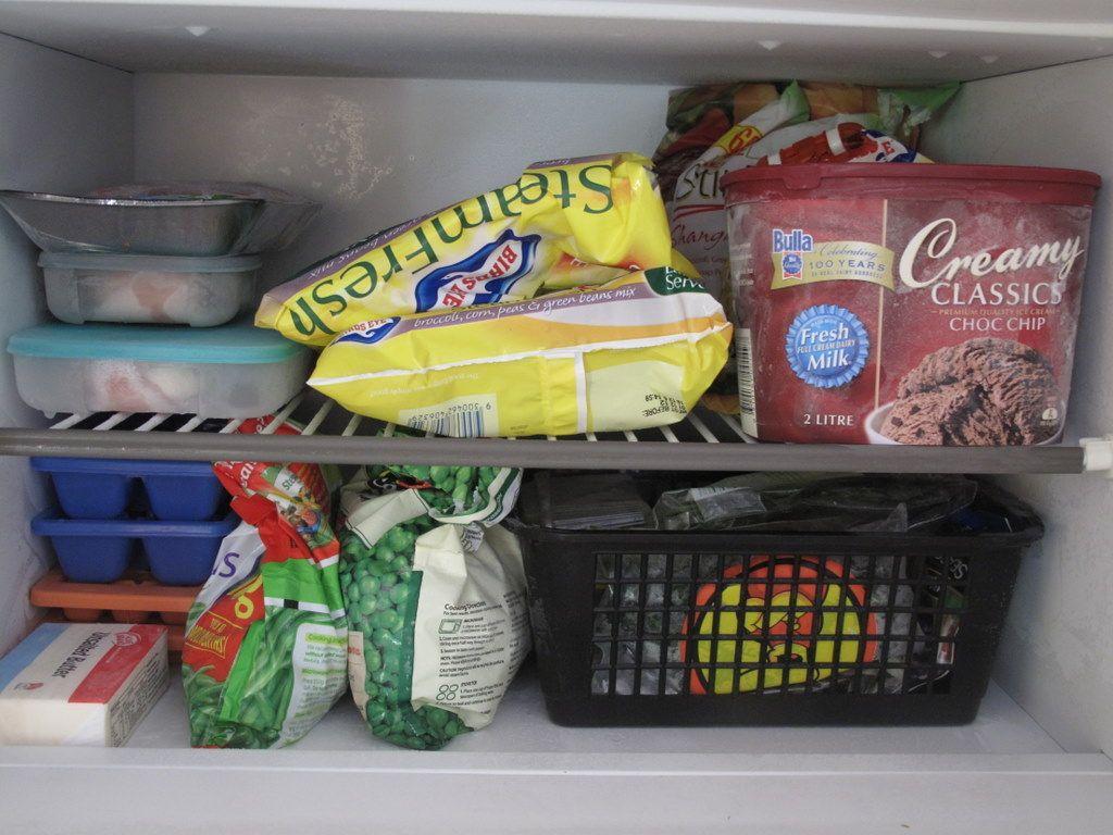 "The Big Freezer ""Use it Up"" Challenge"