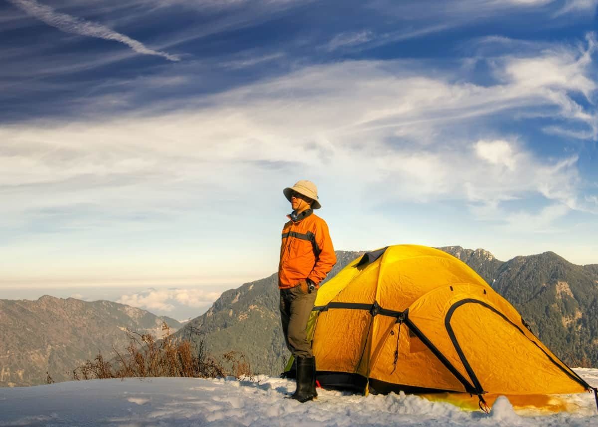 Photo of How to Insulate a Tent for Winter Camping: 9 Tips (So You Don't Freeze)