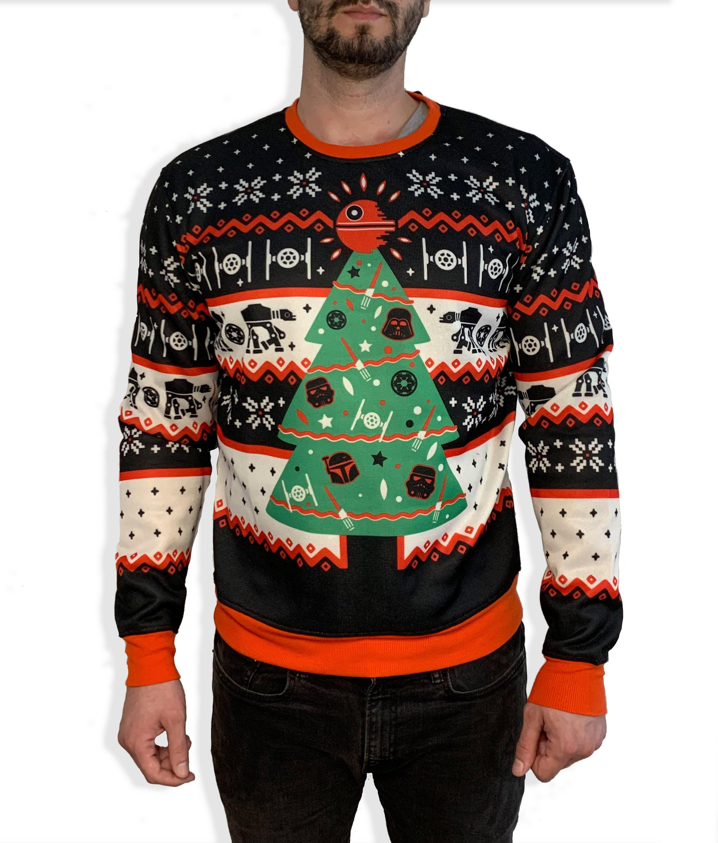 Star Wars Holiday Sweater Holiday sweater, Men sweater