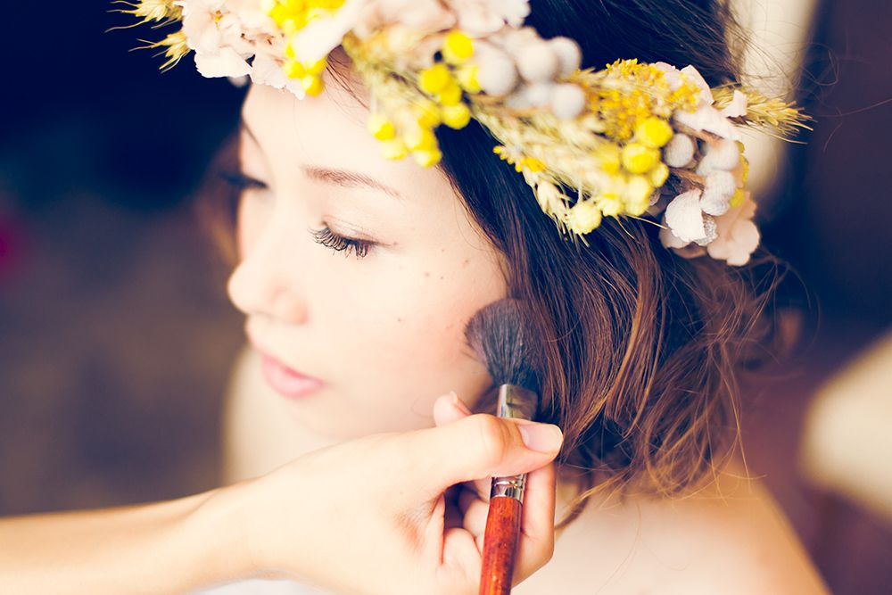 hairdo,wedding hair ウェディングヘア ヘアアレンジ 結婚式 髪型 マンマミーア/ Mamma Mia!/野外フェス/crazy wedding / ウェディング / 結婚式 / オリジナルウェディング/ オーダーメイド結婚式/
