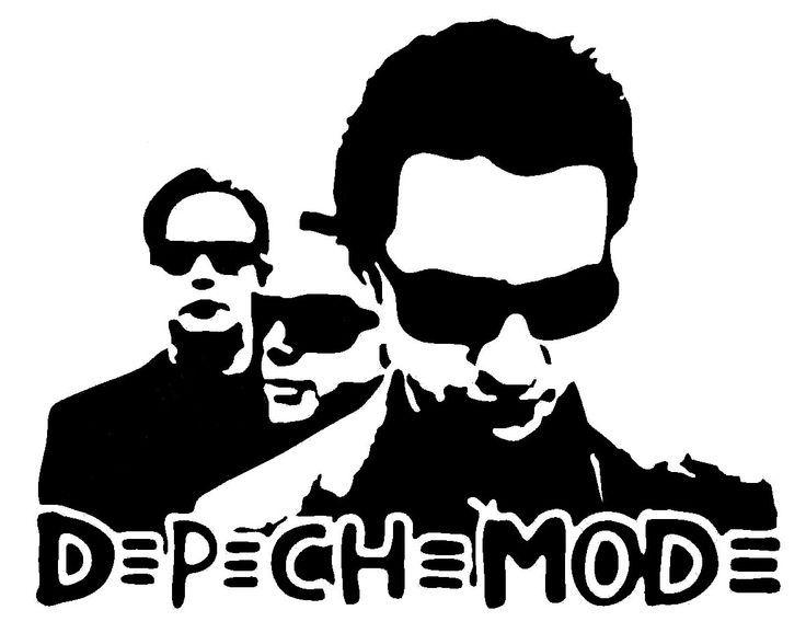 depeche mode logo