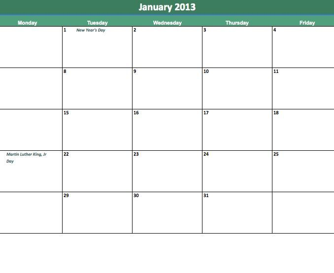 search results for microsoft word calendar templates 2013 page 2