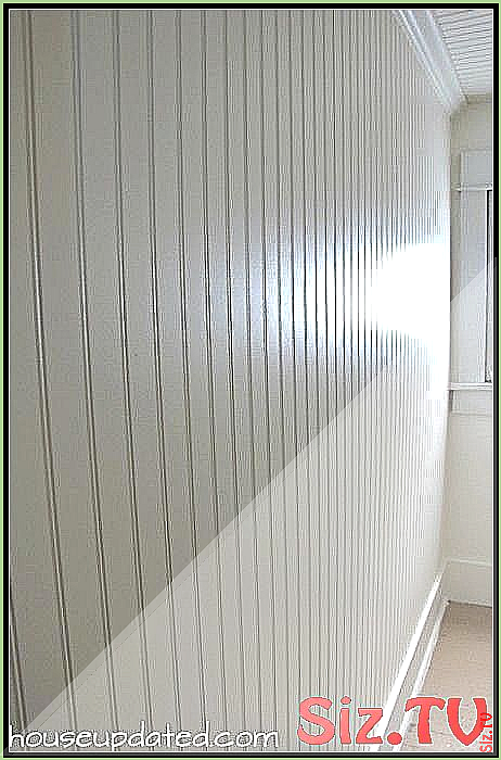 DIY How to Install Beadboard on Walls and Ceiling Beadboard beadboard Ceiling Beadboard beadboardceiling Ceiling diy Install Walls DIY How to Install Beadboard on Walls a...