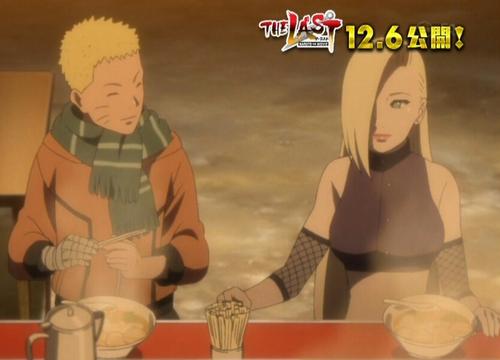 The Last: Naruto and Ino. / NaruIno.
