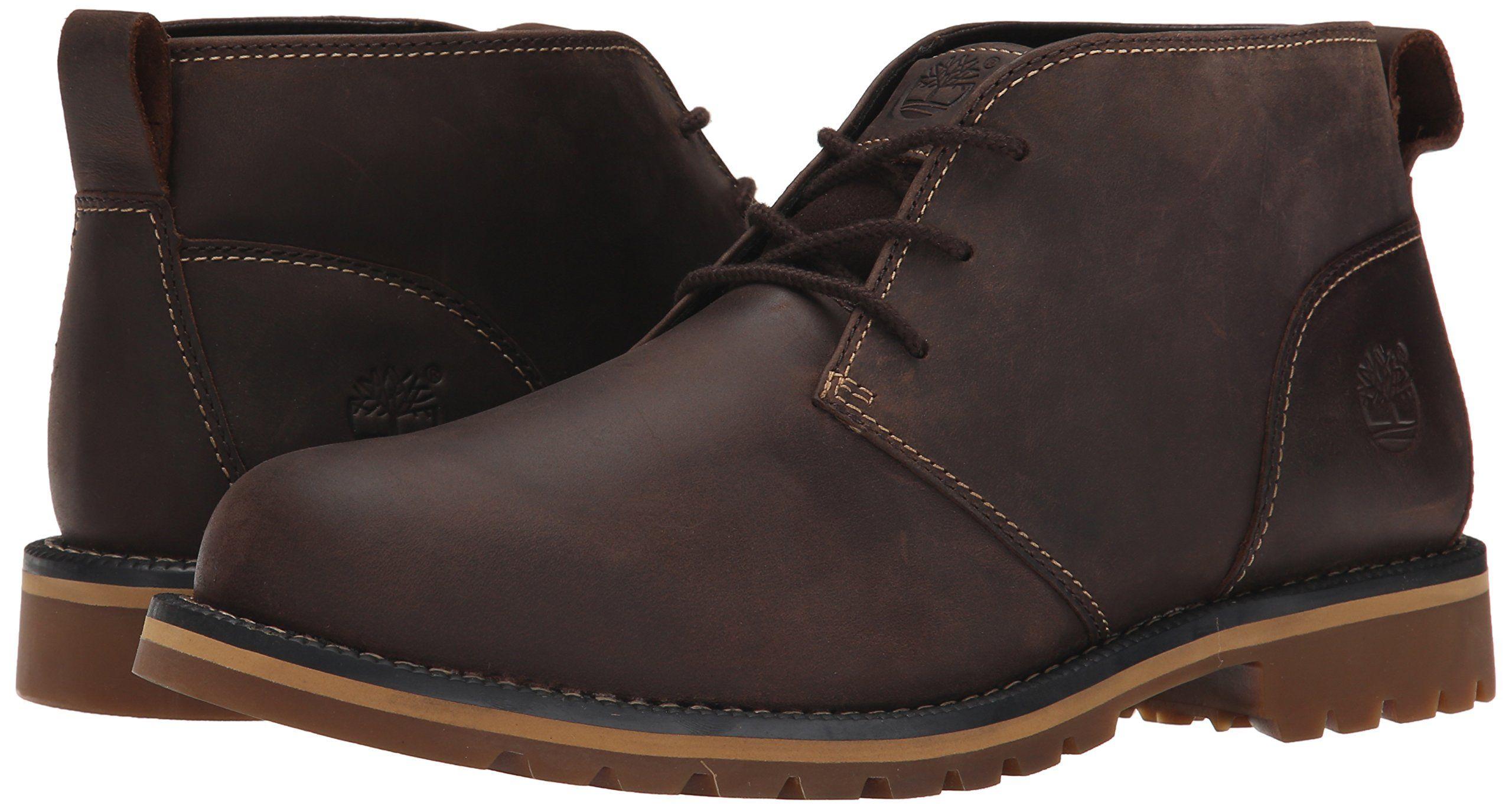 timberland grantly chukka boot care