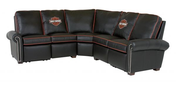 Harley Davidson Furniture Hd 11867 Laf Mr Sectional I