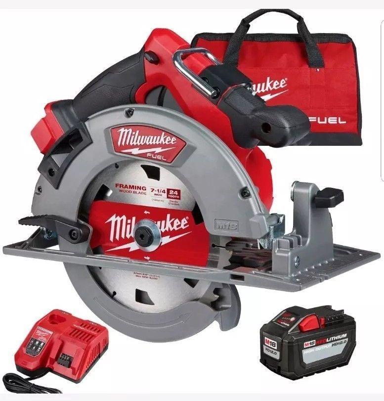 Circular Saws 71307 Milwaukee 273221Hd M18 Fuel 71 4