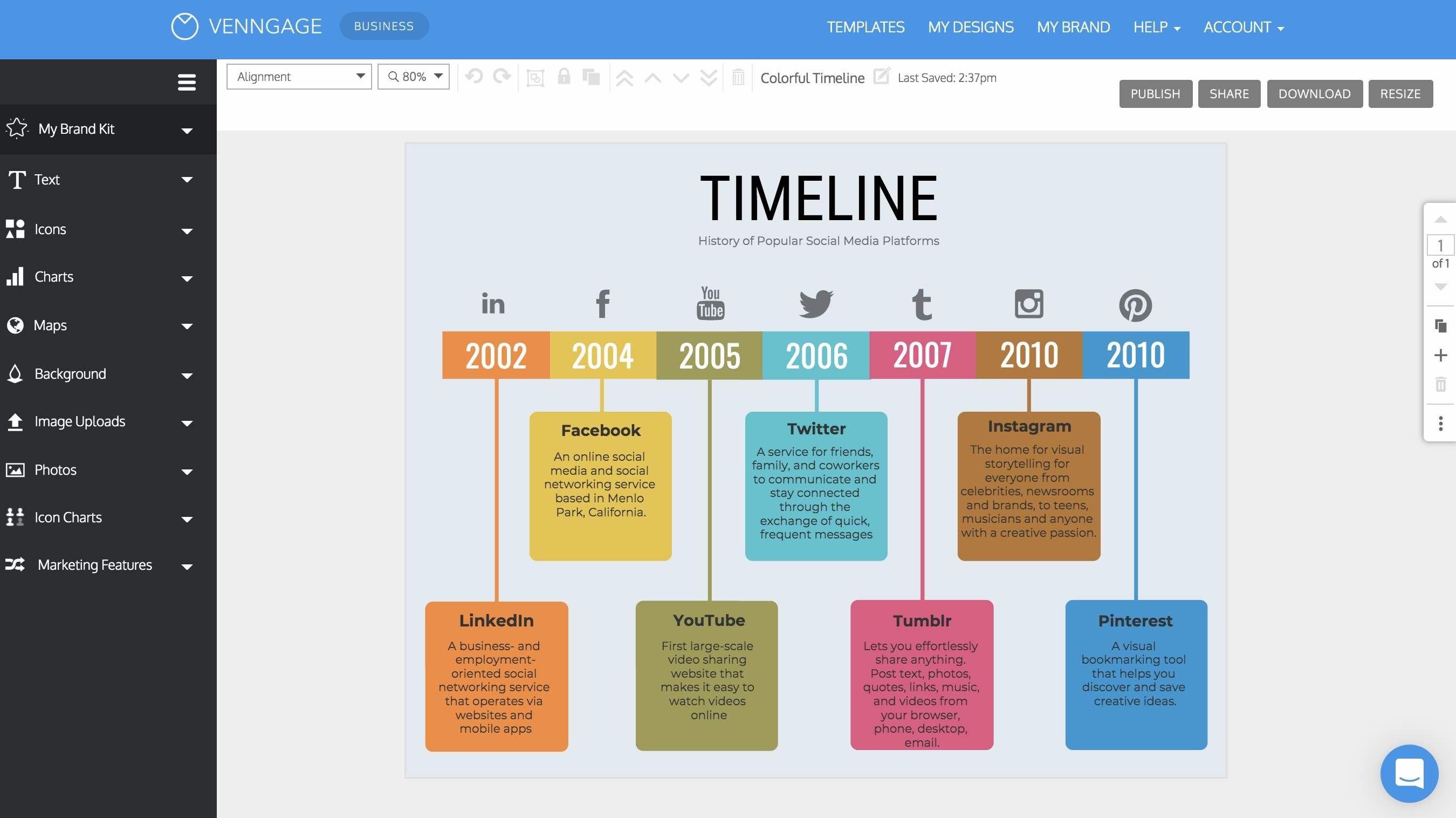 Timeline Maker