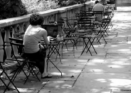Reste à savoir si l'internet rend les gens solitaires ou si les gens solitaires sont attirés par l'internet…