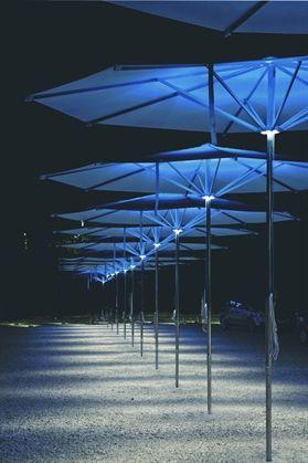 ideas para la iluminacin de terrazas