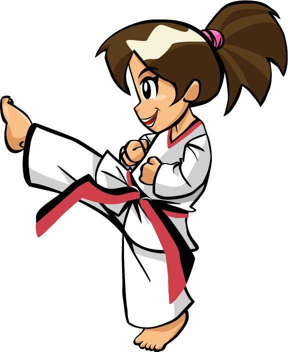 Taekwondo Girls Kids Buscar Con Google Dibujos De Taekwondo Karate Dibujo Imagenes Animadas