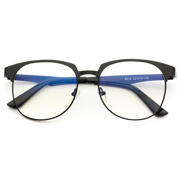 0d9883c793  9.99 - Wearme Pro - Geometric Rectangular Modern Prescription Frame Clear  Lens Glasses  ebay  Fashion