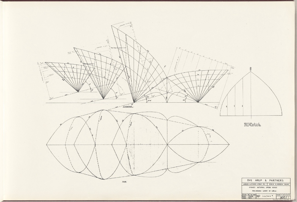 Sydney Opera House Plan Google Search Red Books Sydney Opera House Architecture Drawing