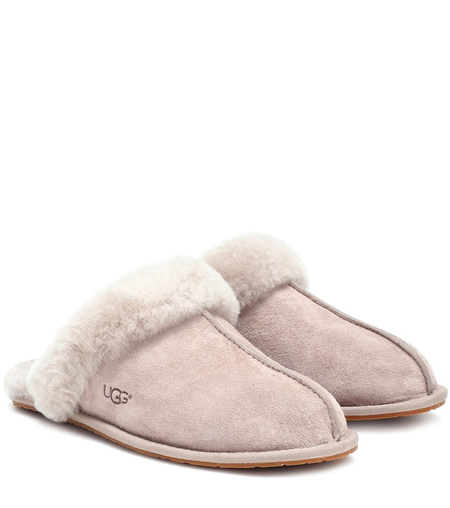 552fa6925 Scuffette II suede slippers | Products in 2019 | Slippers, Shoes ...