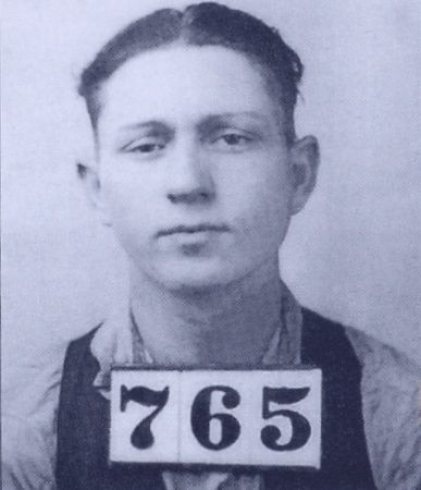 Clyde Barrow, MIDDLETOWN, OHIO MUGSHOT | Ostentatious ...