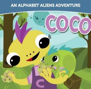 Coco. Written by Julie White and Susie Preston and illustrated by Amber Whitney. Alphabet Aliens LLC; Children's Picture Books: Series