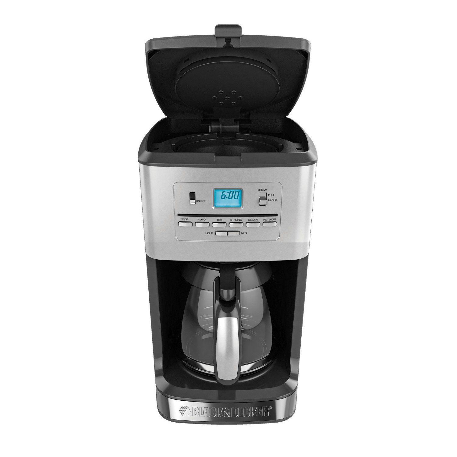 Black and decker cms cup tea and coffeemaker black and