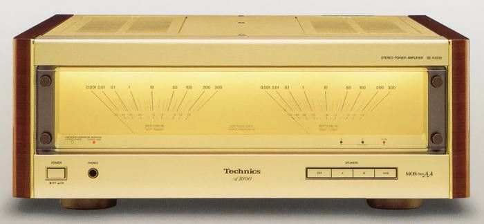 Technics SE-A3000 (Order Product) (around 1999)