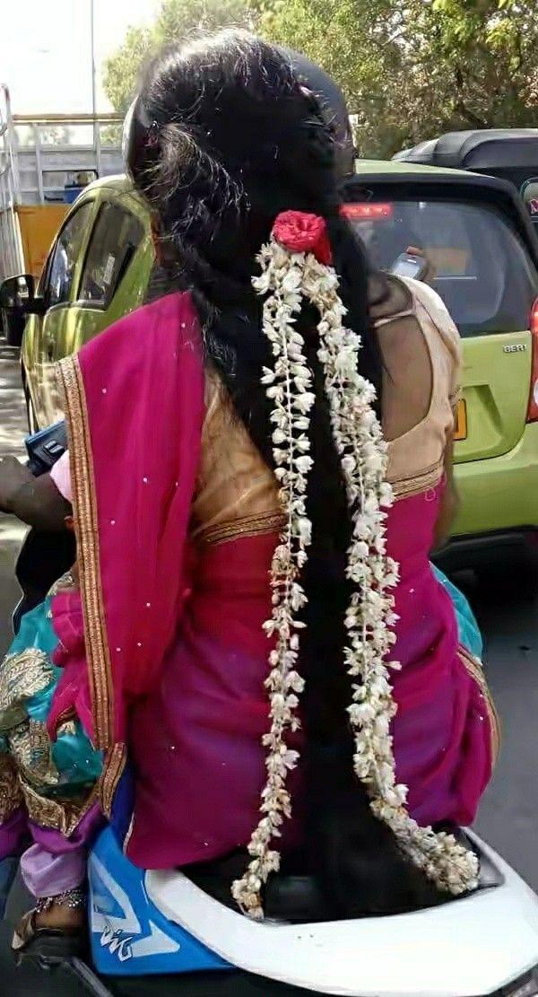 Pin by Parita Suchdev on Indian long hair | Long indian ...