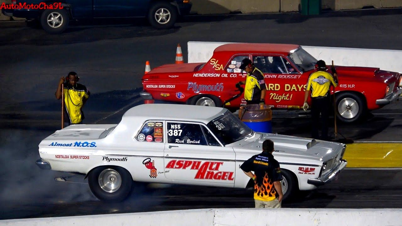 Drag Racing Nostalgia Super Stock Cars Of The 60s The Oldest Organizatio In 2020 Drag Racing Drag Racing Cars Stock Car