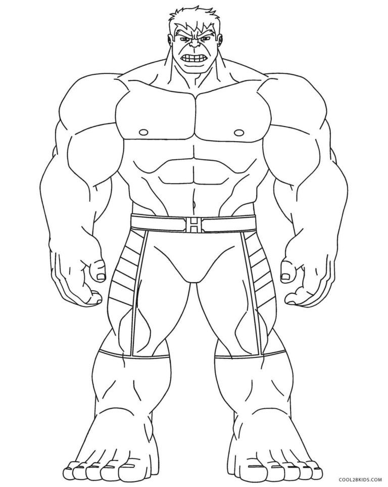 Free Printable Hulk Coloring Pages For Kids Cool2bkids Hulk Coloring Pages Marvel Coloring Avengers Coloring Pages