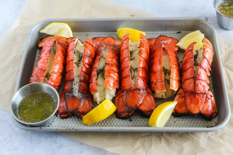 Make Grilled Lobster Tails to Impress Your Dinner Guests