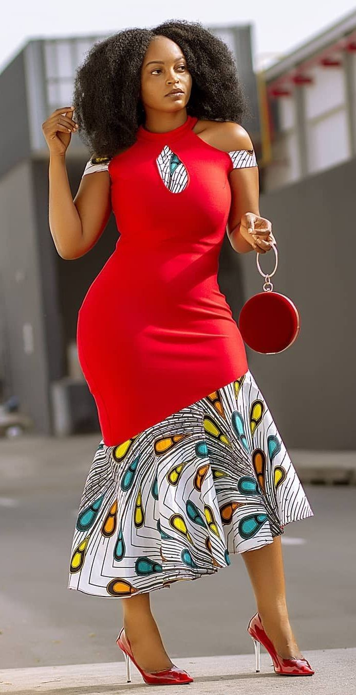 Trendy Prints And Style From Ankara Fabric | African print ...
